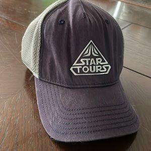 Star Wars star tours baseball cap
